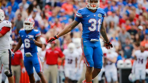 Cleveland Browns: Teez Tabor, CB, Florida
