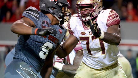 New York Giants: Roderick Johnson, T, Florida State