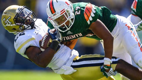 Seattle Seahawks: Corn Elder, CB, Miami