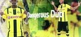 Dangerous Duo: Five Best Aubameyang-Dembele Goals | 2016-17 Bundesliga Highlights