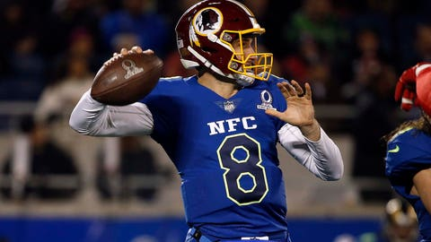 Skip: Kirk Cousins will fall short when the 49ers need him most