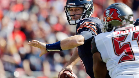 Cutler is just good enough to break your heart