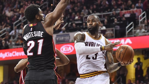 Skip: LeBron should have reacted to the injury differently