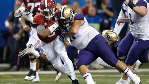 Dallas Cowboys: Elijah Qualls, DT, Washington