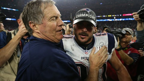 Greg Jennings: Bill Belichick is always a step ahead of the rest of the NFL