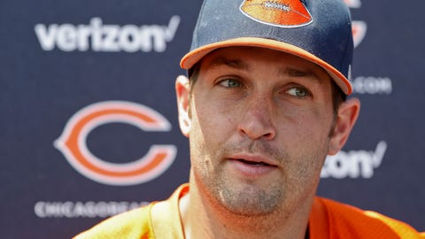 I need to see that Cutler cares about his job
