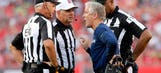 NFL reportedly considering moving to full-time officials in 2017