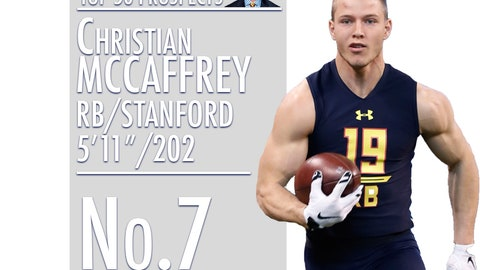 Christian McCaffrey