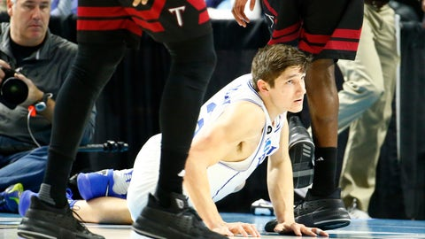 8:40 p.m. ET - (2) Duke vs. (7) South Carolina - TNT