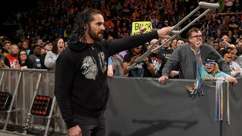 How healthy is Seth Rollins?