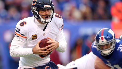 People don't hate Jay Cutler, they hate that he's never improved