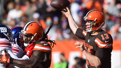 Skip: Josh McCown is a perfect backup option for Dallas