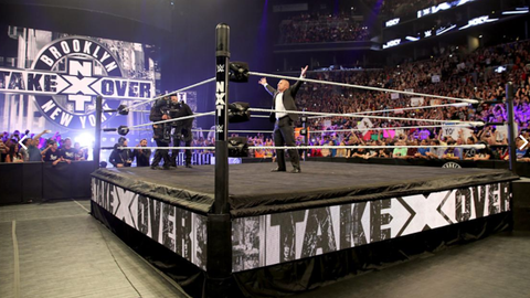 FS: When it was decided that WrestleMania was coming to Orlando, did you envision it as a showcase for NXT and the PC?