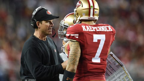 Skip Bayless: Kaepernick is facing two big problems