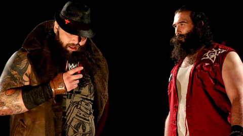 Fox Sports: The SmackDown roster is usually working at a Live Event each Monday opposite Raw, but do you still try to catch up and keep tabs on what's going on with the other brand?