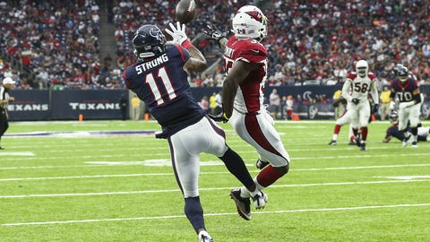 November 19: Arizona Cardinals at Houston Texans, 1 p.m. ET