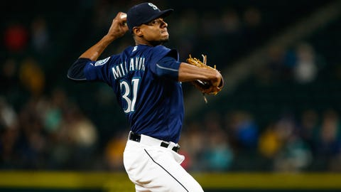 Starting pitcher
