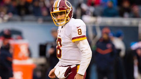 Where will Kirk Cousins play in 2017?