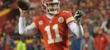 Alex Smith maintains stranglehold on Chiefs' starting quarterback job