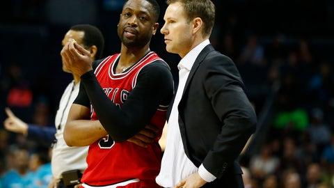 Dwyane Wade, SG, Chicago Bulls