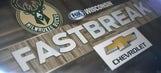 Bucks Fastbreak: Hawes sets tone in Milwaukee's comeback win