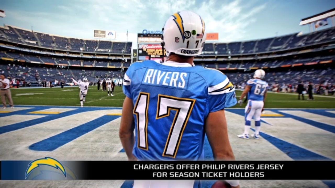 philip rivers powder blue jersey