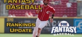 2017 Fantasy Baseball Rankings Update