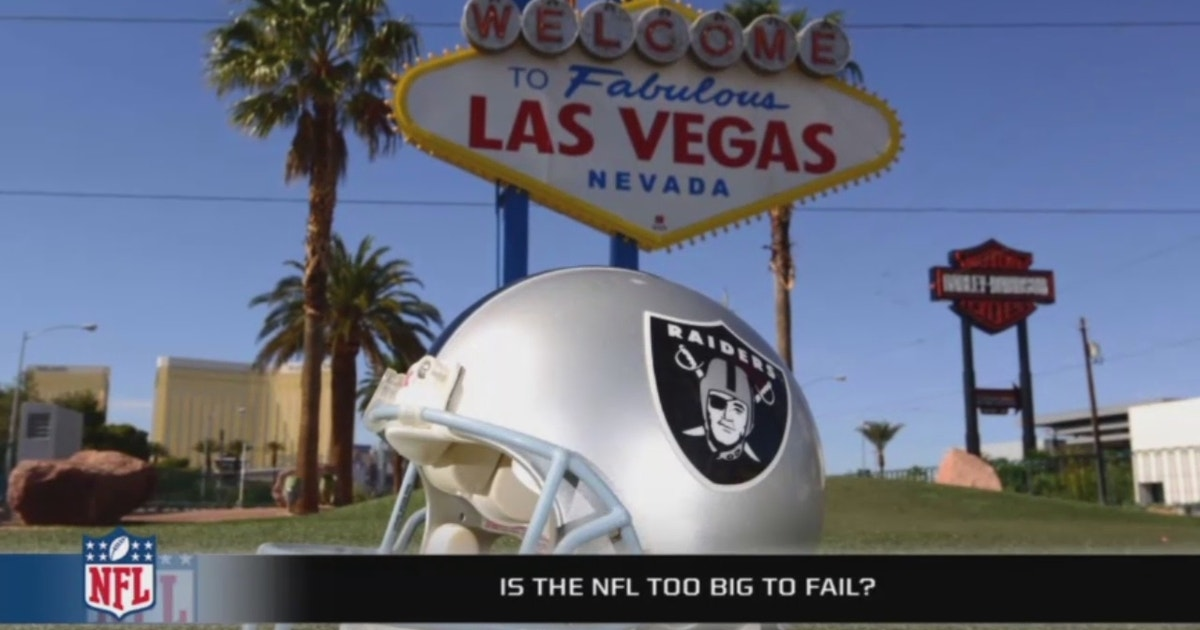 Is the NFL too big to fail?