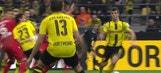 Borussia Dortmund vs. Bayer Leverkusen | 2016-17 Bundesliga Highlights
