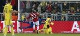 Manchester United eyes Europa League quarterfinals in second leg vs. Rostov
