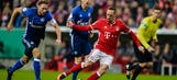 Ribery stars on his return, leads Bayern Munich to DFB Pokal semis