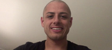Chicharito pays up, shaves head after losing Super Bowl bet