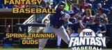 5 Spring Training Duds: Fantasy Baseball