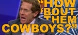 Skip Bayless makes his Super Bowl LII prediction | UNDISPUTED