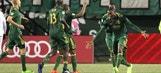 Portland Timbers vs. Minnesota United FC   2017 MLS Highlights