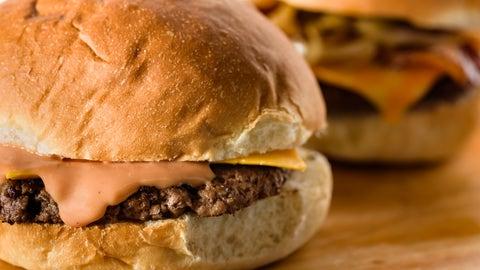 AJ Bombers - Bombers Burger