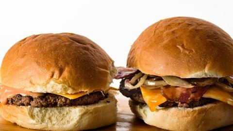 AJ Bombers - Burgers