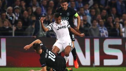 DEF: Alex Sandro, Juventus