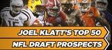Joel Klatt's Top 50 NFL Draft Prospects (50-41)