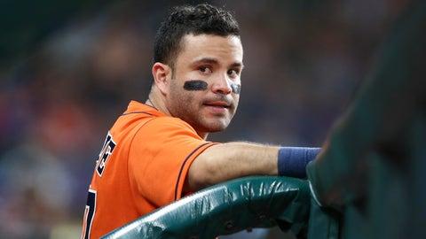 Jose Altuve - Astros
