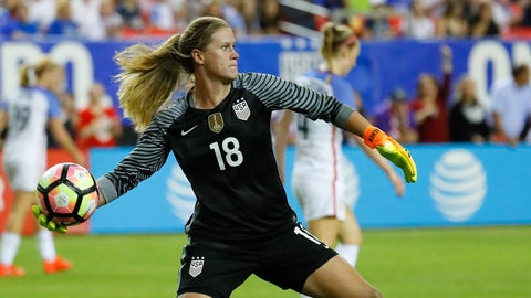 Reason to worry: The USWNT goalkeeper pool looks thin