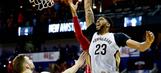 Anthony Davis leads Pelicans past Pistons