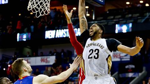 New Orleans Pelicans, .571