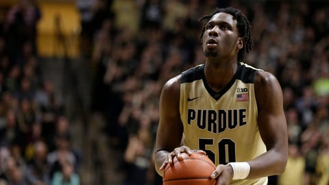 First team All-American: Caleb Swanigan, F/C, Purdue