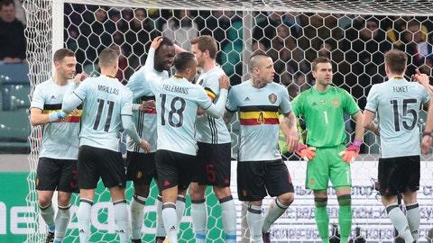 7. Belgium