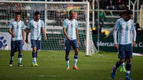 2. Argentina