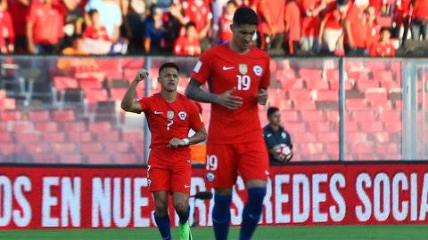 4. Chile