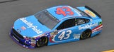 Blickensderfer, No. 43 team fined for lug nut violation at Daytona