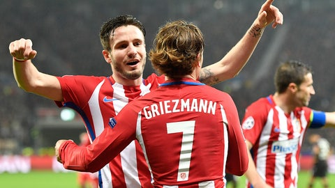 Atletico Madrid — Batten down the hatches