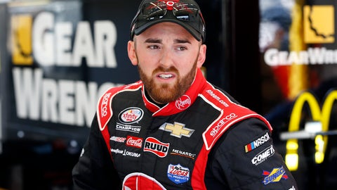 Austin Dillon, 287 (5 playoff points)